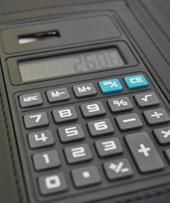 Joost Wit rekenmachine